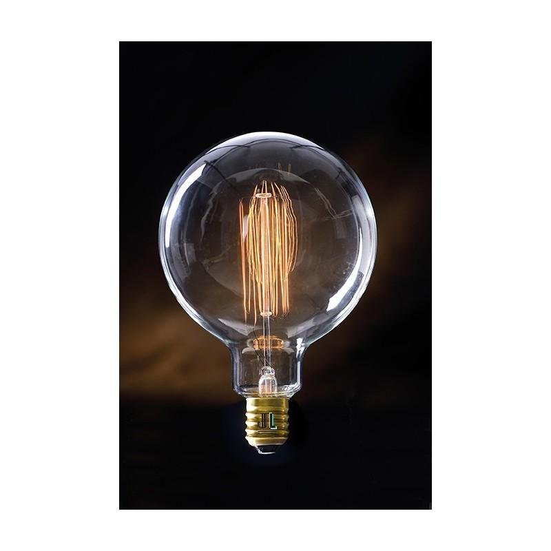 Ampoule à incandescence vintage